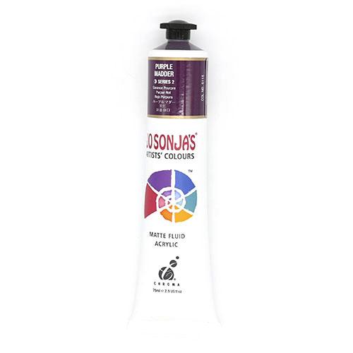 조선자물감S2-616 Purple Madder(퍼플매더)75ml A-01-030