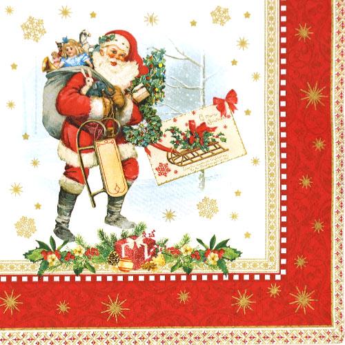 크리스마스 냅킨 K-20-052
