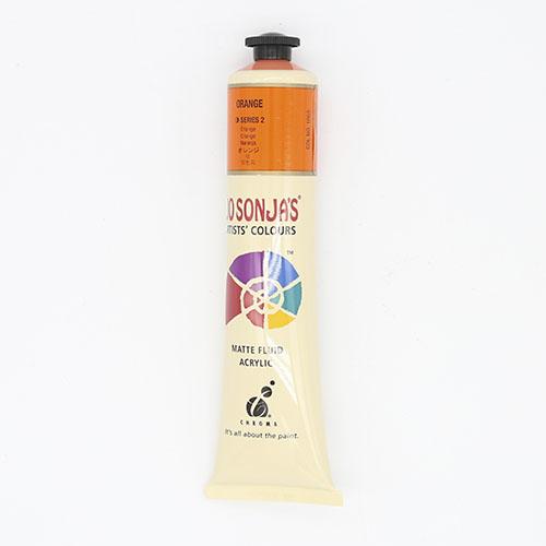 조선자물감S2-Orange(오렌지)75ml A-01-019