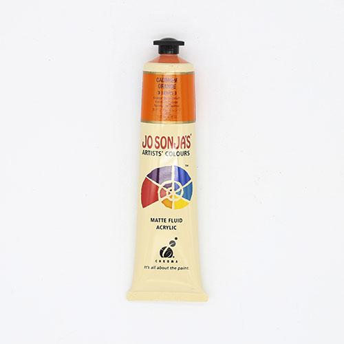 조선자물감 S3-618 Cadmium Orange(카드뮴 오렌지)75ml A-01-018