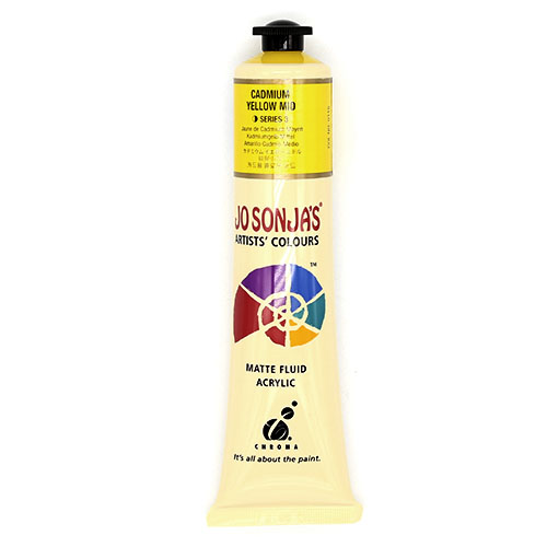조선자물감S3-602 Cadimium Yellow Mid (카드뮴 옐로우 미드)75ml