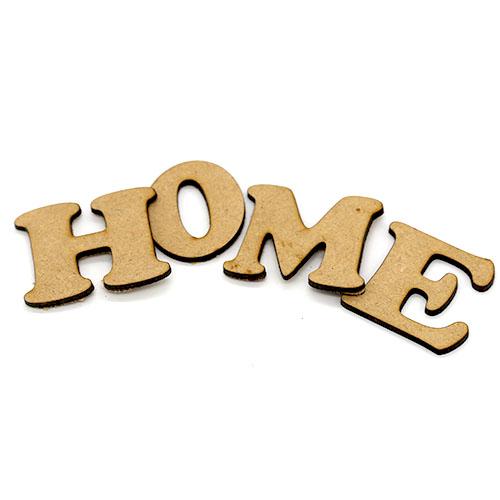 HOME 홈 레터링 C-03-026