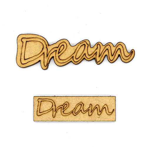 Dream 레터링 10개 2종 C-03-003