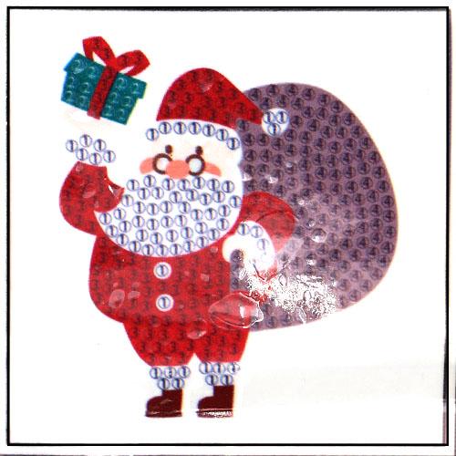 보석비즈 크리스마스 산타-1인세트 G-05-041