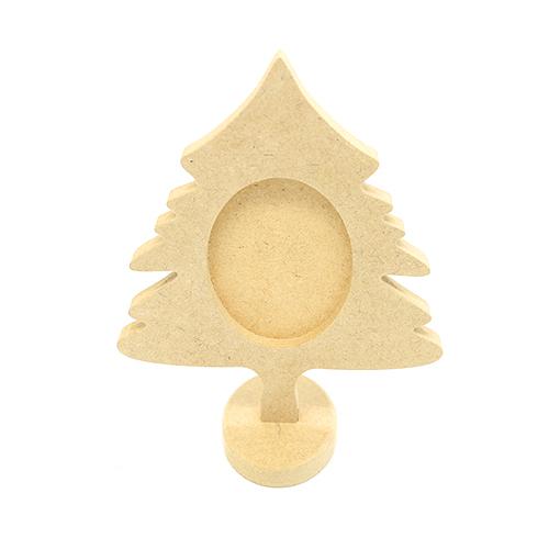 크리스마스트리 액자 반제품 19.5cm E-02-019