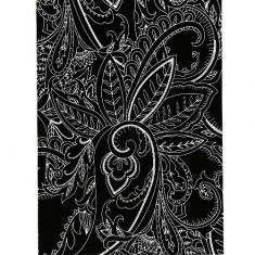 스크래치 페이퍼 도안-나뭇잎 줄기 패턴
