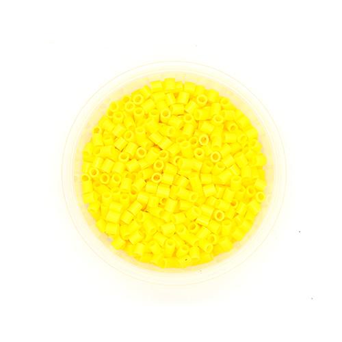 컬러비즈 노랑 50g G-08-063