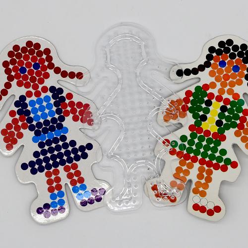 컬러비즈 비즈판 소녀 G-07-072