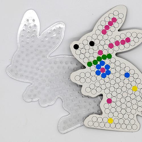 컬러비즈 비즈판 토끼 G-07-060