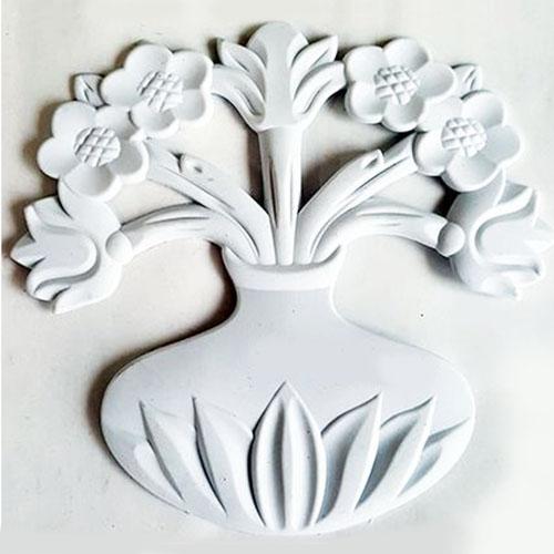 꽃 주머니 장식 14cm H-06-009