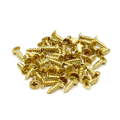 작은 나사 피스 1cm 50개 A-08-129
