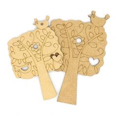 네모나무 오너먼트 사이즈선택 D-02-069